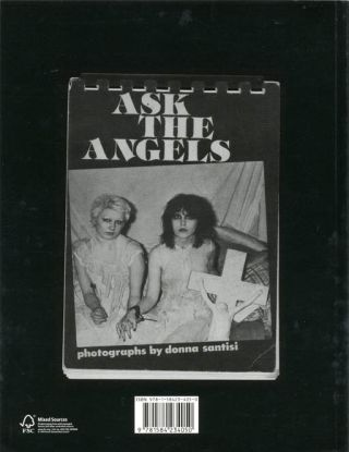Ask The Angels: Photographs by Donna Santisi.