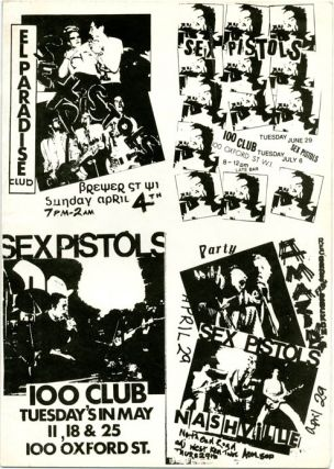 Press Kit. The SEX PISTOLS