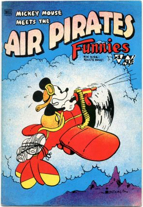 AIR PIRATE FUNNIES #1 (SF: Hell Comics, 1971