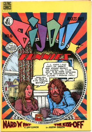 BIJOU FUNNIES #6 (London: H. Bunch Associates Ltd., 1974