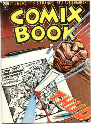 COMIX BOOK #1 (NY: Magazine Management Company, Inc. [Marvel Comics], 1974