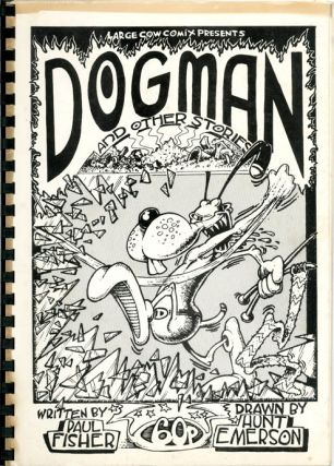 DOGMAN & OTHER STORIES (Birmingham: Arts Lab Press, 1975
