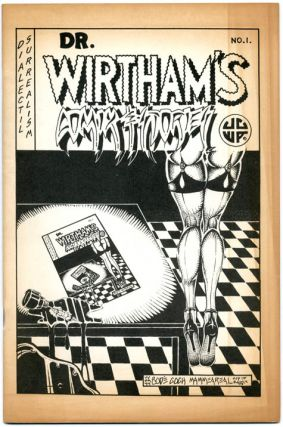 DR. WIRTHAM'S COMIX & STORIES #1 (Mystic, CT: Clifford Neal, 1976