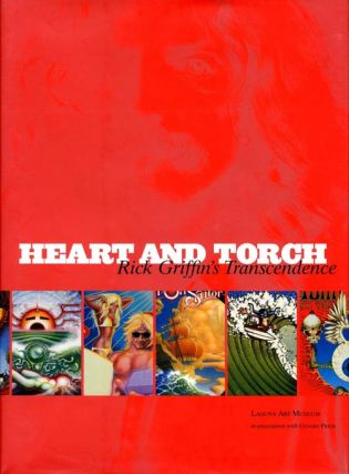 Heart and Torch: Rick Griffin's Transcendence. Rick GRIFFIN, Doug HARVEY