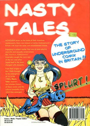 Nasty Tales: Sex, Drugs, Rock'n'Roll and Violence in the British Underground.