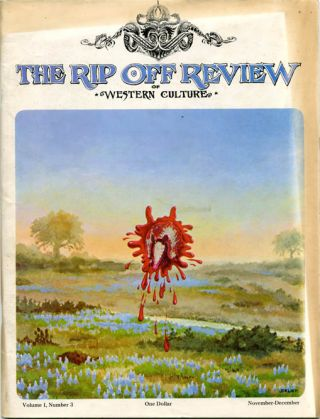 THE RIP OFF REVIEW OF WESTERN CULTURE #1-3 (SF: Rip Off Press, June-November, 1972) - all published.