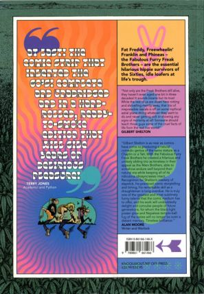 The Complete Fabulous Furry Freak Brothers - Volume 1.