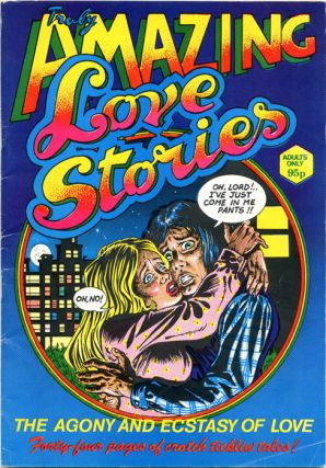 TRULY AMAZING LOVE STORIES (Np.: Beyond The Edge Publishing Co., 1977