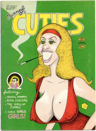 TURNED ON CUTIES (SF: Golden Gate Publishing Co., 1972