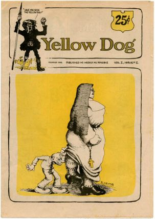 YELLOW DOG #1-12: Special 5th Anniversary Limited Edition (Berkeley, CA: The Print Mint, 1973