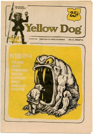 YELLOW DOG #1-12: Special 5th Anniversary Limited Edition (Berkeley, CA: The Print Mint, 1973).