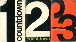 COUNTDOWN #1-3 (NY: Signet, February 1970 - [June?] 1970) - all published.