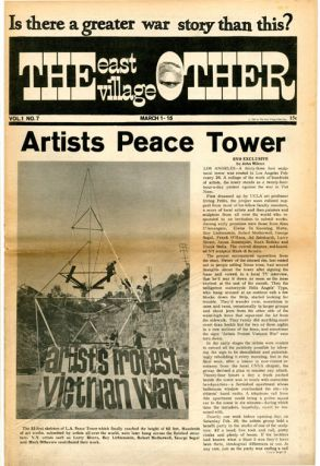 THE EAST VILLAGE OTHER. A collection of 14 early issues, including the premiere issue: Volume 1, #1, #4-9, #11, #16-17, #21-24 (NY: October 1965-November 1966).