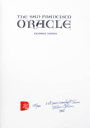 SAN FRANCISCO ORACLE - Facsimile Edition.