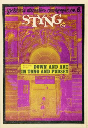 STYNG #1-7 (Barnsley, Yorkshire: Seaview Publications, 28th May-17th November, 1971) - all published.