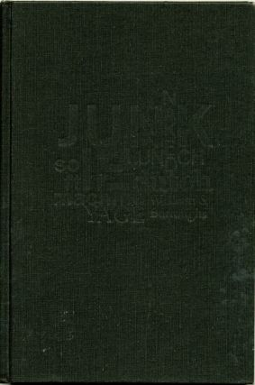 William S. Burroughs: A Bibliography, 1953-73. William S. BURROUGHS, Joe MAYNARD, Barry MILES