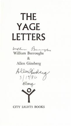 The Yage Letters.