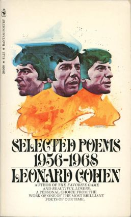 Selected Poems, 1956-1968. Leonard COHEN