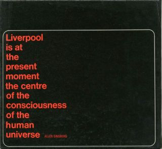 The Liverpool Scene. Recorded Live Along The Mersey Beat.