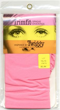 Trimfit Tights Inspired by Twiggy for the 'Now' People.