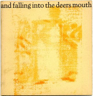 You Could Hear The Snow Dripping And Falling Into The Deers Mouth. Piero HELICZER