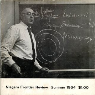 NIAGARA FRONTIER REVIEW Summer 1964-Spring 1966 [three unnumbered issues, all published]...