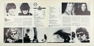 THE VELVET UNDERGROUND & NICO.