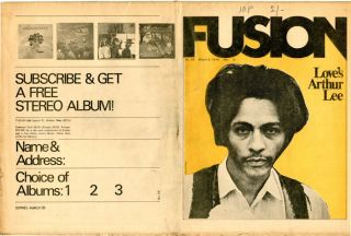 FUSION #28 (Boston, Mass.: March 6, 1970).