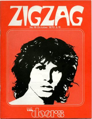 ZIGZAG #16 (North Marston, Bucks: October 1970