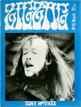 ZIGZAG #18 (North Marston, Bucks: March 1971