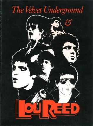 The Velvet Underground & Lou Reed. Mike WEST