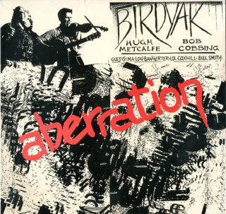 Aberration. BIRDYAK