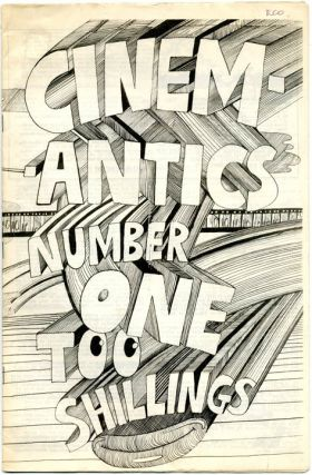 CINEMANTICS #1 + 3 (London: January & July, 1970