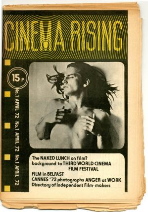 CINEMA RISING #1-3 (all published