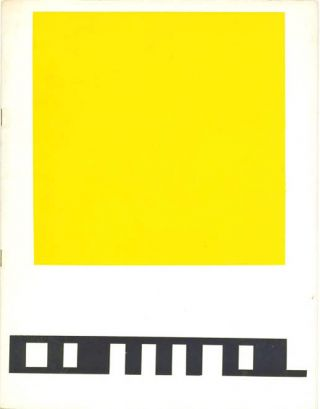 CONTROL #1-5 (London: Stephen Willats, 1965-1969).