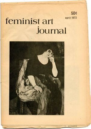 FEMINIST ART JOURNAL (The) #1-18 (of 19 issued