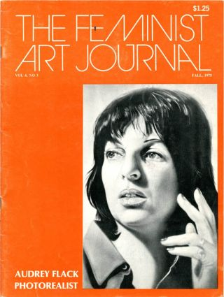 FEMINIST ART JOURNAL (The) #1-18 (of 19 issued).
