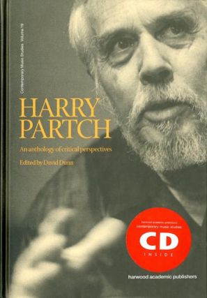 Harry Partch: An Anthology of Critical Perspectives. Harry PARTCH, David DUNN