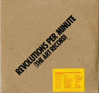 REVOLUTIONS PER MINUTE (THE ART RECORD