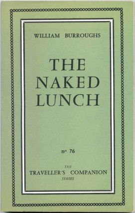 The Naked Lunch + Olympia Press Catalogue.