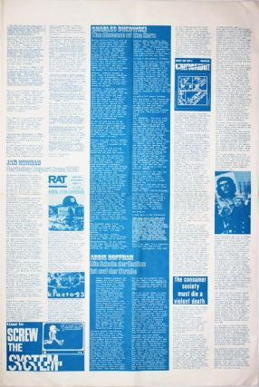 """""""Abstract"""" and """"The Invisible Generation"""", a postscript to """"The Invisible Generation (Continued)"""", in KLACTO/23 INTERNATIONAL (Frankfurt: Nova Press, Sept. 17, 1899, ie. 1969)."""