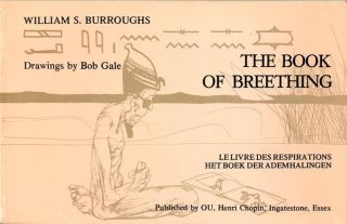 The Book of Breething. William S. BURROUGHS