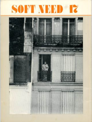 SOFT NEED #17 - Brion Gysin Special (Basel-Paris: Expanded Media Editions, October 1977).