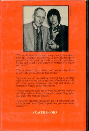 With William Burroughs: A Report From The Bunker.