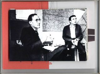 Man From Nowhere: Storming The Citadels of Enlightenment with William Burroughs and Brion Gysin....