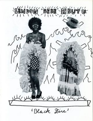 THE OFFICIAL COCKETTES PAPER DOLL BOOK.