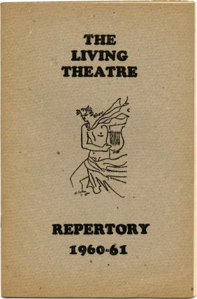 THE LIVING THEATRE: REPERTORY 1960-61