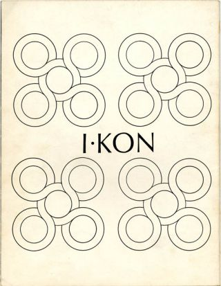 """""""Letters from Jail"""" by Julian Beck (5pp.) in IKON #2 - 'Magic and Art' issue (NY: IKON Publishing Corp., April 1967)."""