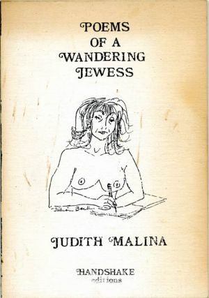 POEMS OF A WANDERING JEWESS. Judith MALINA