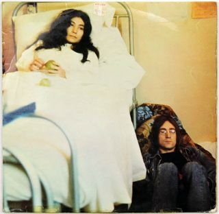 UNFINISHED MUSIC No. 2: LIFE WITH THE LIONS by John Lennon and Yoko Ono